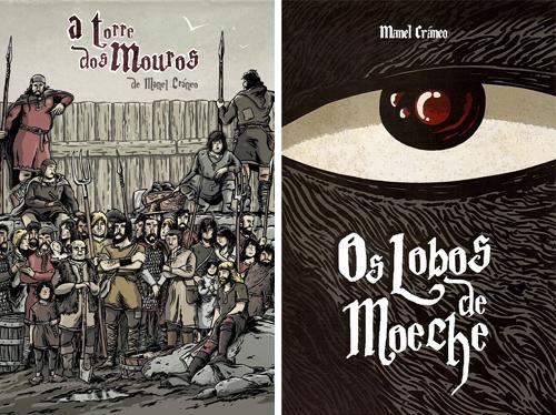 Komic Librería: A Torre dos Mouros - Os lobos de Moeche