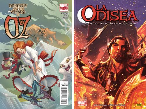 Komic Librería: El Mago de Oz - La Odisea
