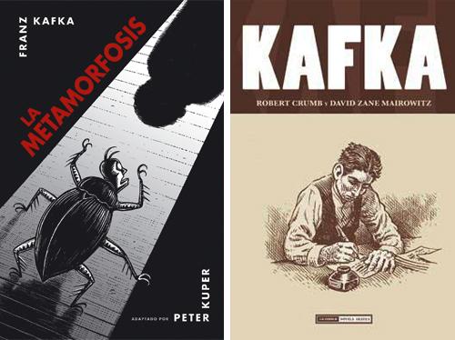 Komic Librería: La metamorfosis - Kafka