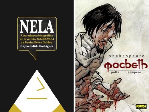 Komic Librería: Nela - Macbeth