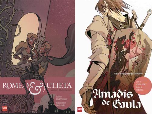 Komic Librería: Romeo & Julieta - Amadís de Gaula