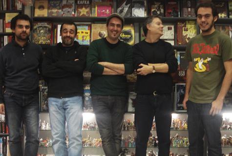 Komic Librería: Presentación de Titoán