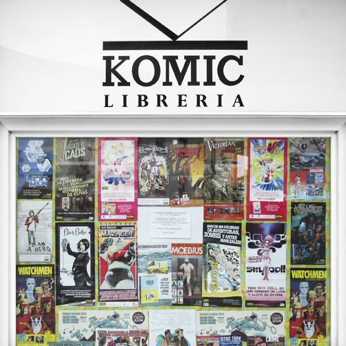 Komic Librería Agosto: Viñetas desde o Atlántico, Feira do Libro de A Coruña
