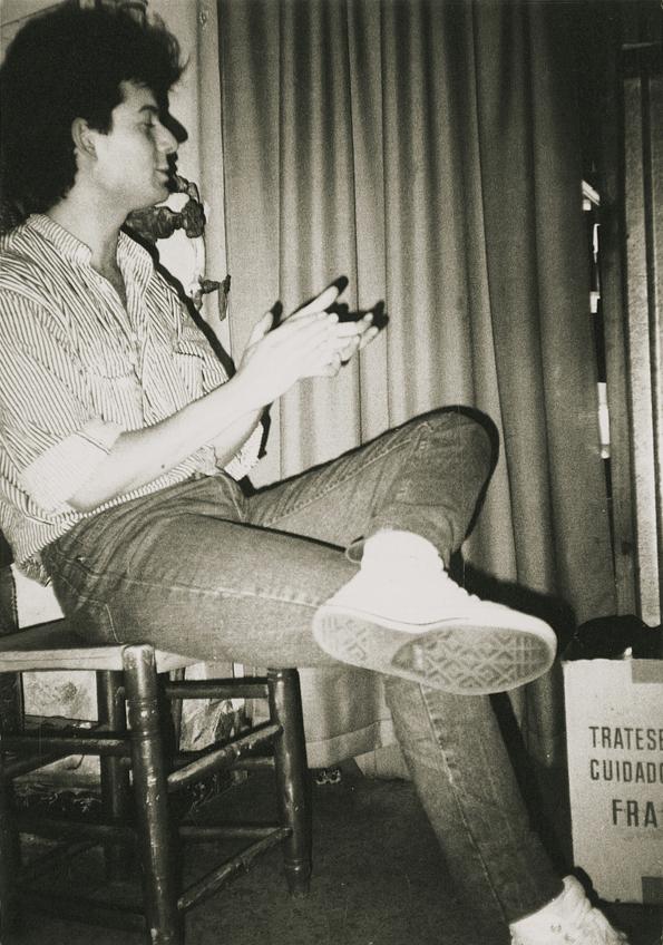 Komic Librería en 1987