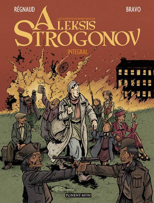 Komic Librería: Aleksis Strógonov