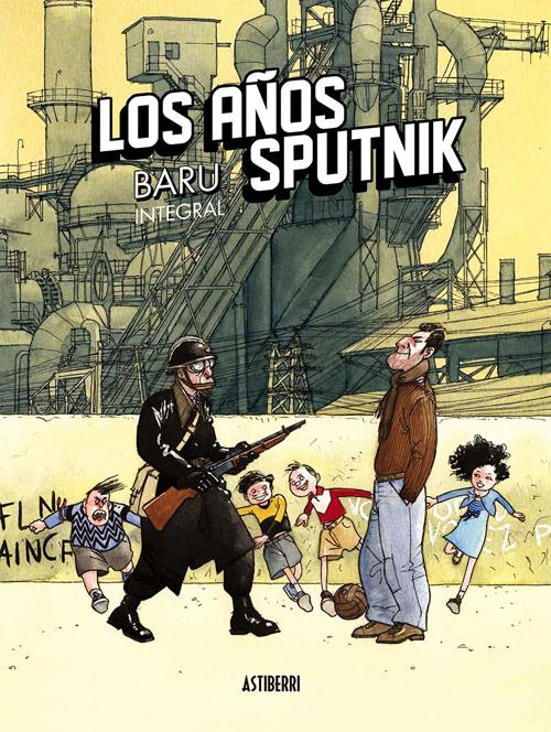 Komic Librería: Los años Sputnik