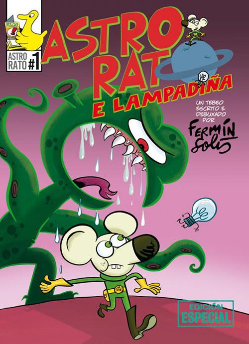 Astro Rato e Lampadita