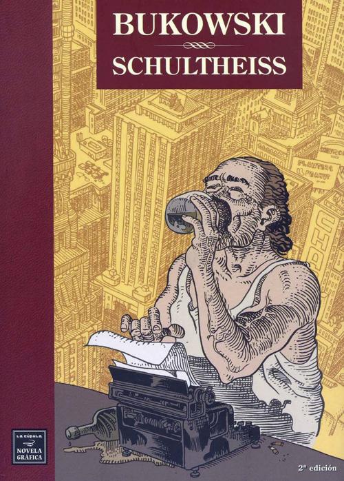 Komic Librería: Bukowski