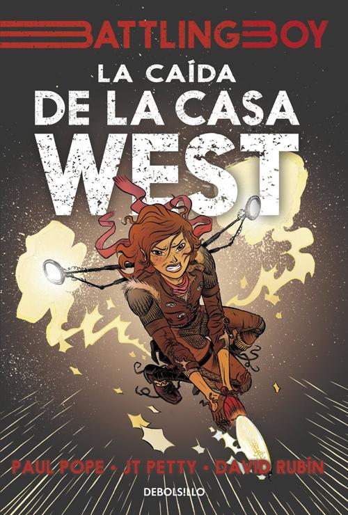 Komic Librería: La caída de la casa West