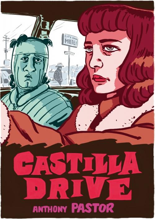 Komic Librería: Castilla Drive