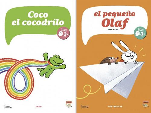 Komic Librería: Coco el cocodrilo - El pequeño Olaf tiene una idea