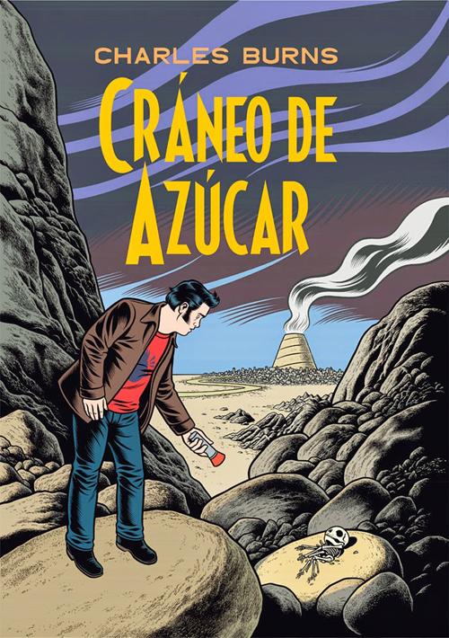 Komic Librería: Cráneo de azúcar