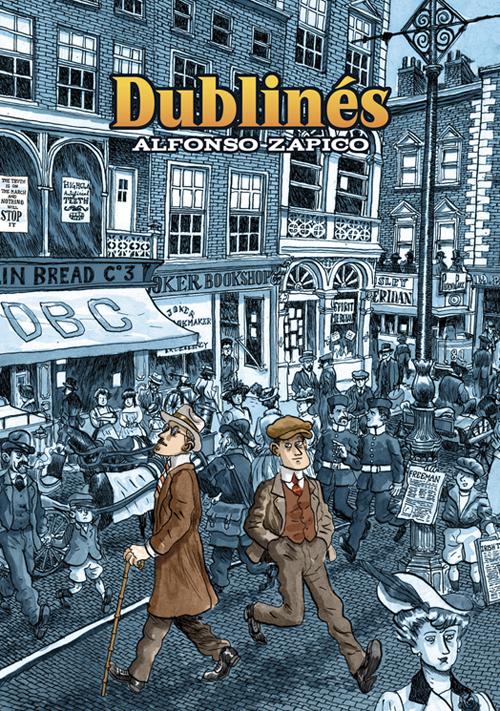 Komic Librería: Dublinés