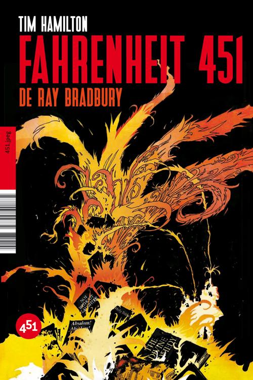 Komic Librería: Fahrenheit 451