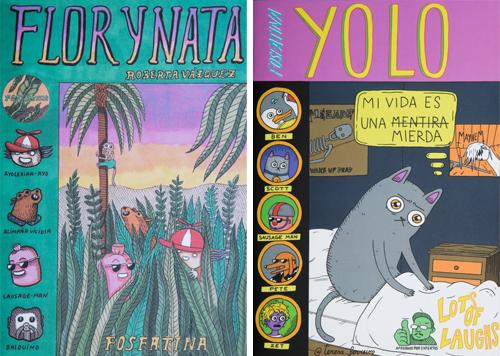Flor y nata / Yolo