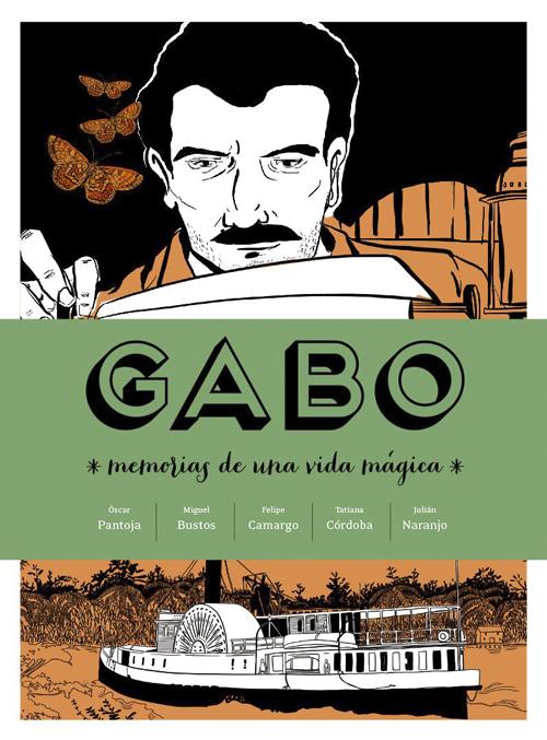 Komic Librería: Gabo, memorias de una vida mágica
