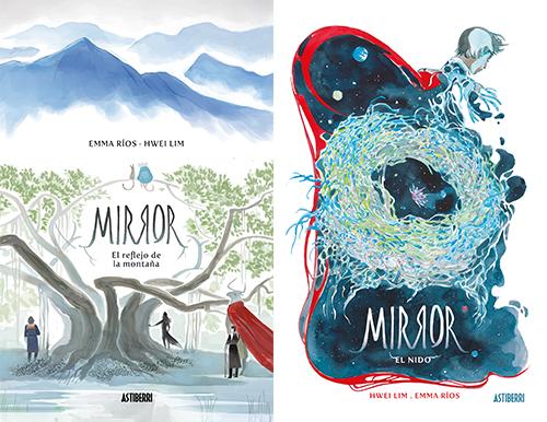Komic Librería: Mirror