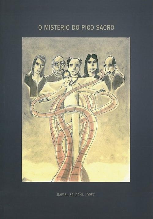 Komic Librería: O misterio do Pico Sacro