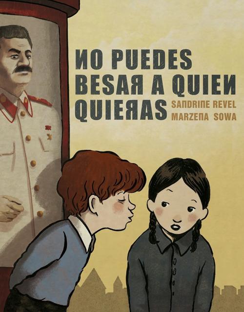 Komic Librería: No puedes besar a quien quieras