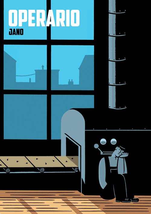 Komic Librería: Operario