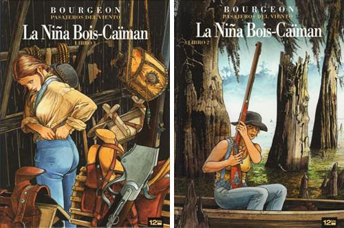 Komic Librería: Los pasajeros del viento. La Niña Bois-Caïman