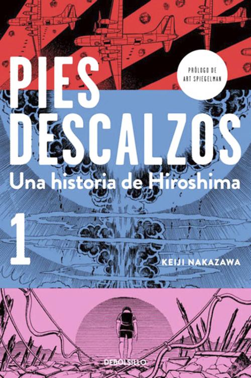 Pies descalzos, una historia de Hiroshima #01