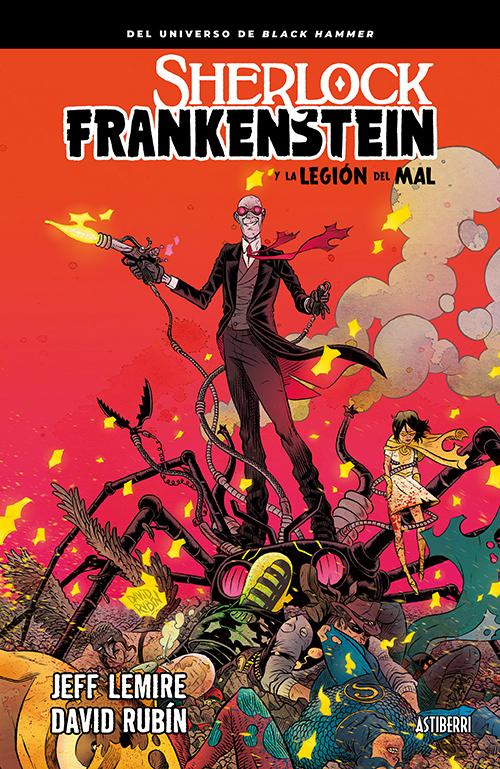 Komic Librería: Sherlock Frankenstein