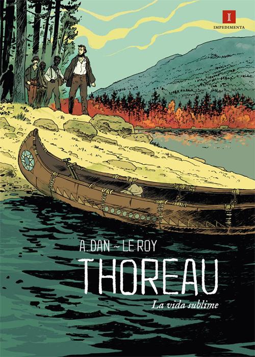 Komic Librería: Thoreau. La vida sublime