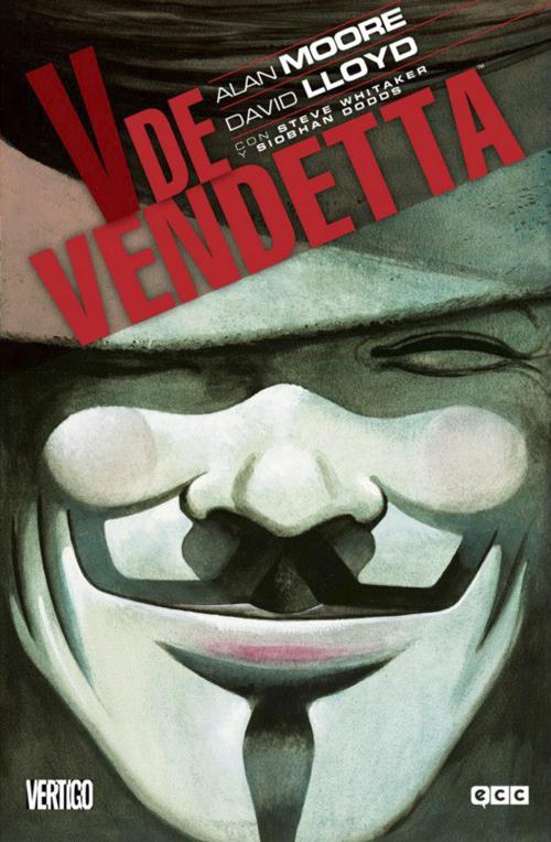 Komic Librería: V de Vendetta, Reedición
