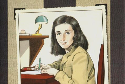 Komic Librería: Ana Frank - La biografía gráfica