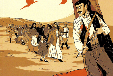 Komic Librería: Aram o armenio
