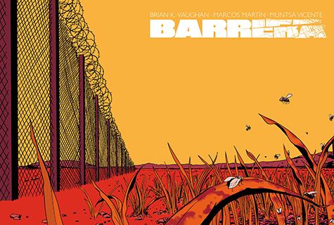 Komic Librería: Barrera