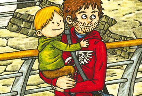 Komic Librería: De padres e hijos