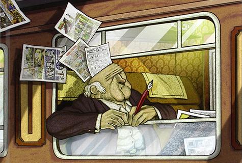 Cómics recomendados por Komic Librería de autores galegos e/ou en galego