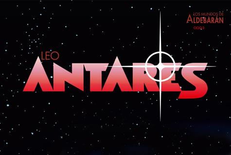 Komic Librería: Antares (Los Mundos de Aldebarán, Ciclo 3)