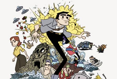 Komic Librería: Norton Gutiérrez y el collar de Emma Tzampak