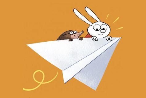 Komic Librería: El pequeño Olaf tiene una idea