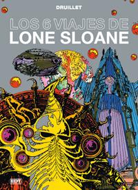 Los 6 viajes de Lone Sloane