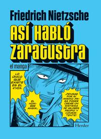 Komic Librería: Así habló Zaratustra (El manga)