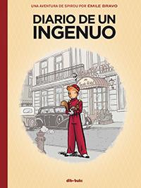 Komic Librería: Spirou y Fantasio - Diario de un ingenuo