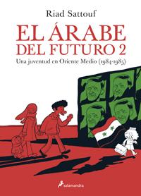 El árabe del futuro #2