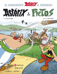 Komic Librería: Astérix e os pictos