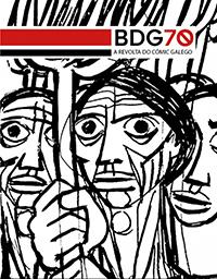 BDG70, a revolta do cómic galego
