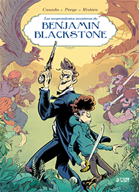 Las fabulosas aventuras de Benjamin Blackstone