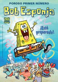 Komic Librería: Bob Esponja