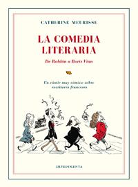 La comedia literaria, de Roldán a Boris Vian