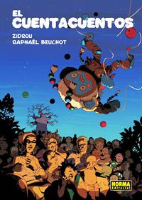 Komic Librería: El cuentacuentos