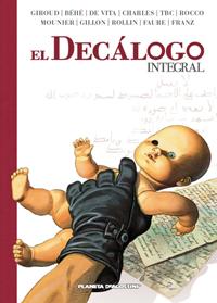 Komic Librería: El Decálogo