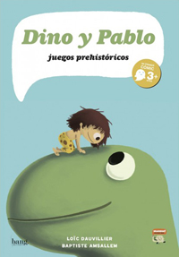 Dino y Pablo, juegos prehistóricos