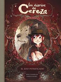 Los diarios de Cereza #1: El zoo petrificado
